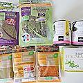 Provence tradition: herbes et aromates cultivés en france et bientôt tradition nomade!