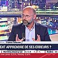 Frederic Fougerat BFM Business 6 mai