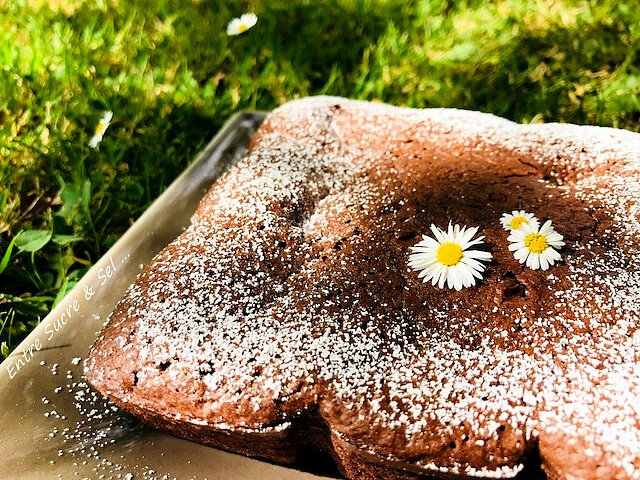 Moelleux Chocolat-Courgettes