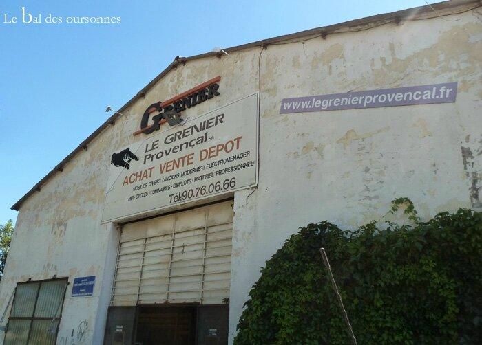 109 Blog Dépôt Vente Grenier Provençal Provence Cavaillon Brocante Antiquaire Vaisselle