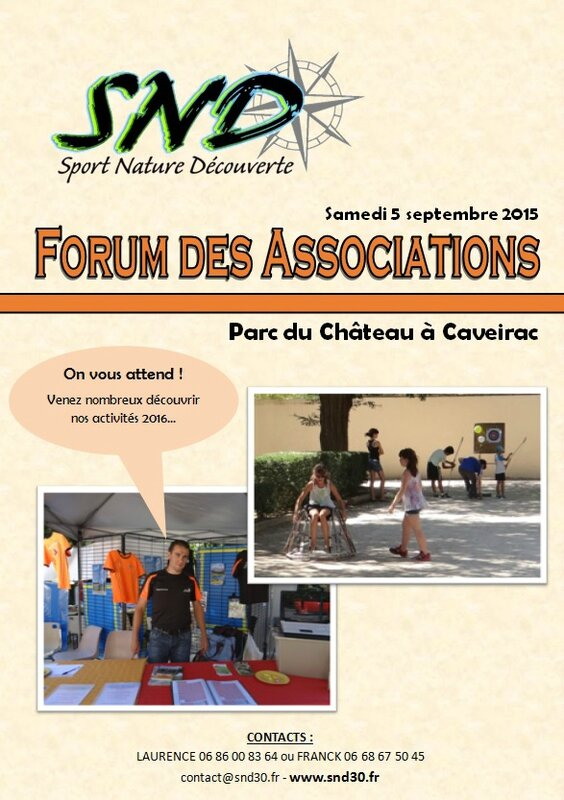 affiche forum des associations 2015-2016