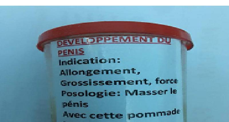 grossir et allonger le penis