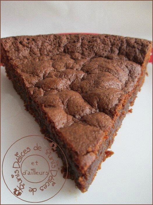 Gâteau Chocolat - Flan Vanille 2