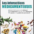 Les interactions médicamenteuses - jean claude rodet et alina moyon - editions du dauphin