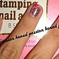 Nail art poker konad m48