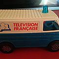 00025 camionnette c35 citroen television tf1 marque feral