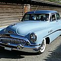 Buick super riviera 4door sedan-1953