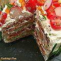 Layer Cake Salé trés printannier 7 C4Y