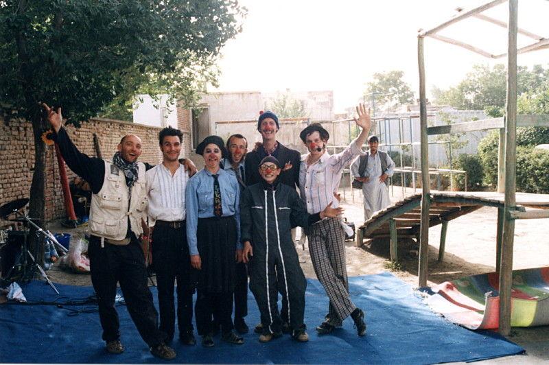 Clowns sans Frontières Afghanistan