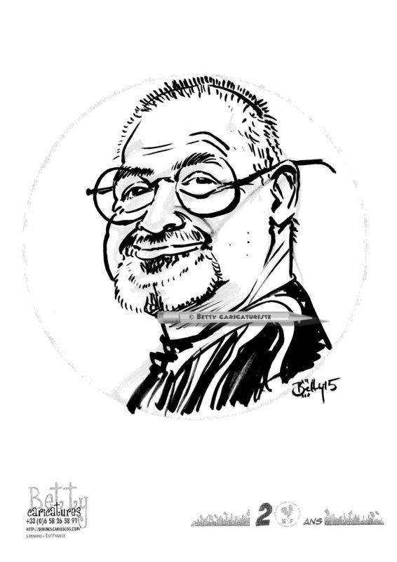 caricature homme meuse verdun