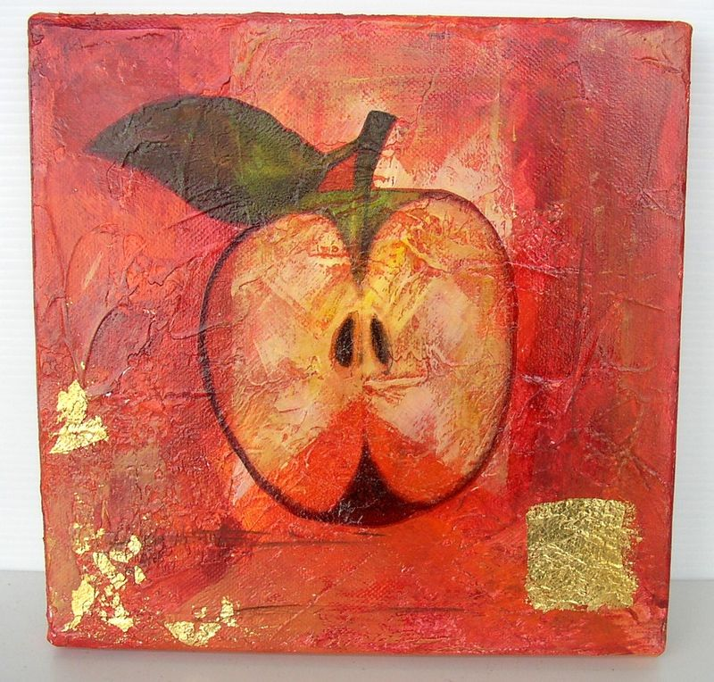 HOME DECO POMME2
