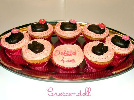 Cupcake Hello Kitty 2