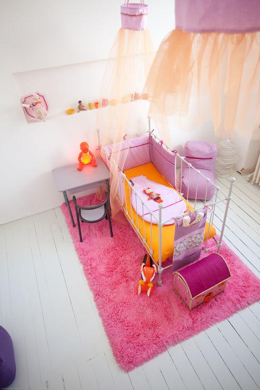 chbr-litfer-fushia-orange-3046 - Photo de Les chambres \