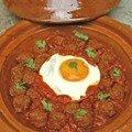 Boulettes de kefta à la tomate
