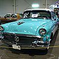 Buick roadmaster sedan 1956