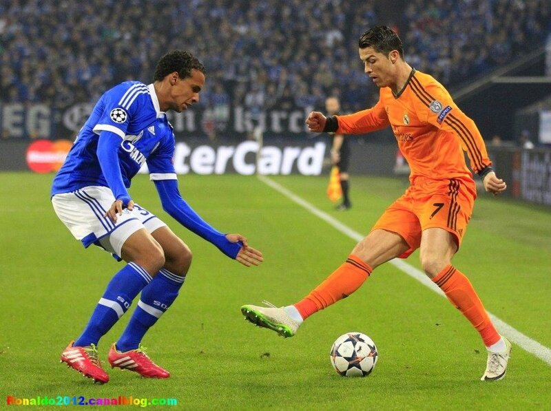 1 Schalke 04 Real Madrid 1 - 6 Cristiano Ronaldo