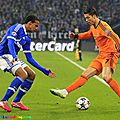 Schalke 04 Real Madrid 1 - 6