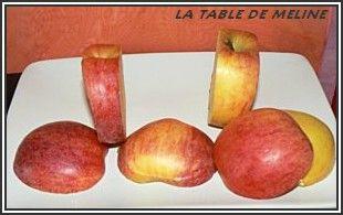Quand les pommes se font hamburger pour abriter le canard dp