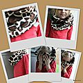 Snood girafe