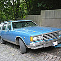Chevrolet caprice 4door station wagon