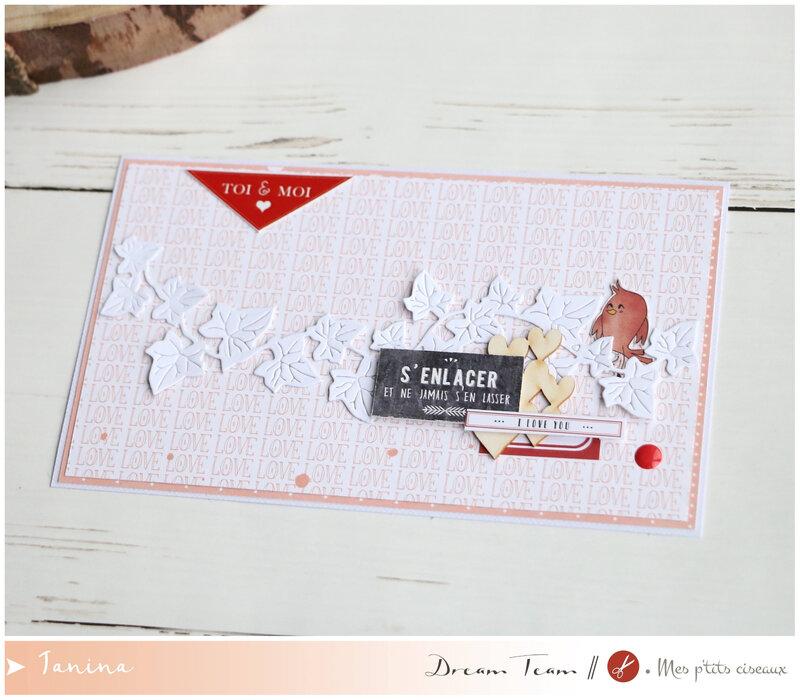 Carte I love you 2