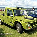Citroen mehari pick-up (Retro Meus Auto Madine 2012) 01