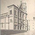 L'ancienne église saint-jean-baptiste