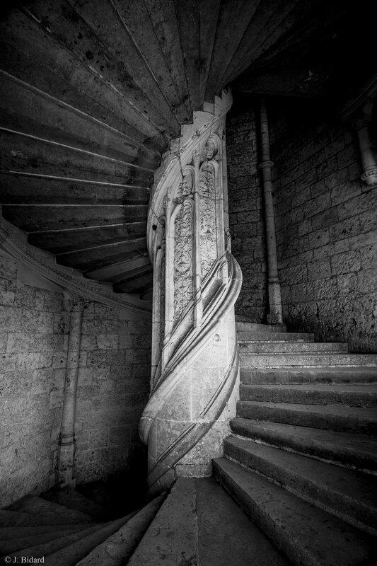 00Chateaudun escalier