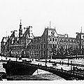 Hôtel de ville du début XXe siecle