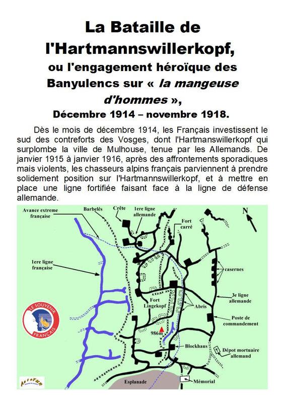 11) La Bataille de l'Hartmannswillerkopf - Page 1