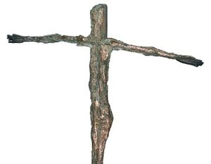 Germaine-Richier-Crucifix