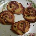 pains aux raisins