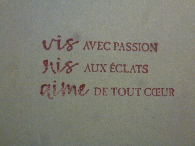 9c Carte Montgolfière pailletée