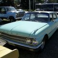 Ford galaxie 4door sedan-1961