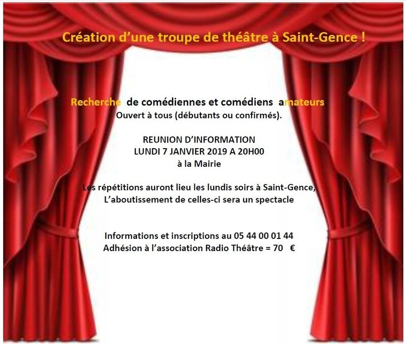 CréationSectionTheatre