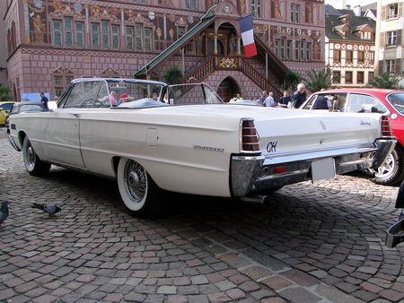 MERCURY Monterey Convertible 1966 Festival Automobile de Mulhouse 2009 5