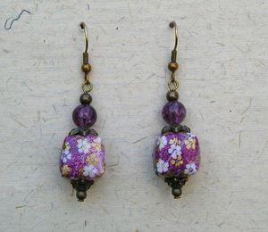 BO TARA A violet rose V1
