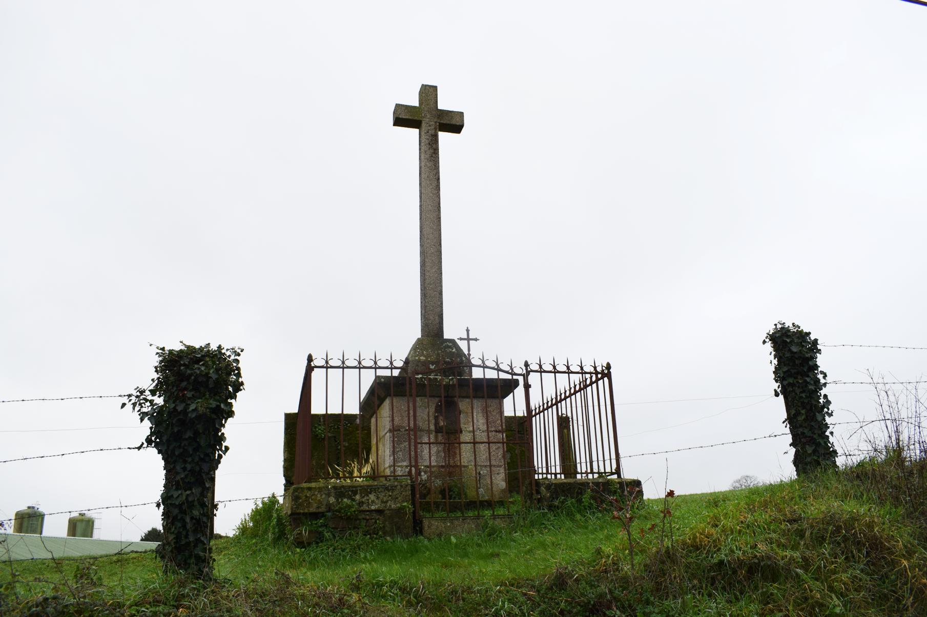Un monument aux morts de 1793 à Saint-Crespin-sur-Moine