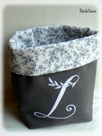 paniere grise initiale L
