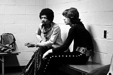 Hendrix archives