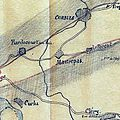 1916-10-11 emplacement des ambulances du 32e C