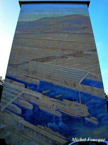 4) fresque musée urbain tony Garnier