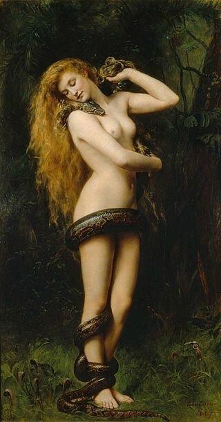 Recette magique : Huile de la Déesse Lilith