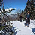 Séjour club randonnée avec accompagnateur montagne - crête des ramées (lans en vercors)