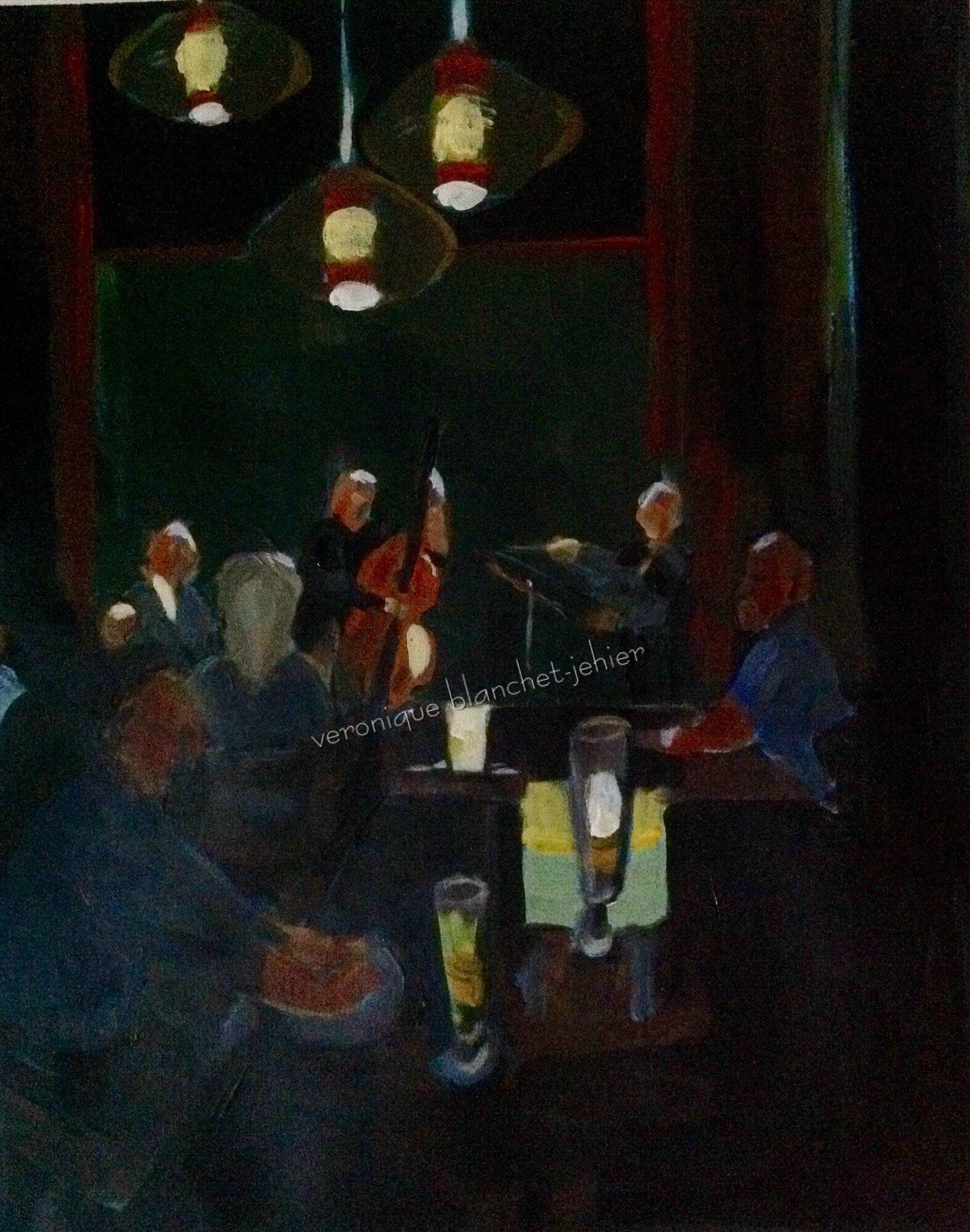 Jazz à Casa Luna