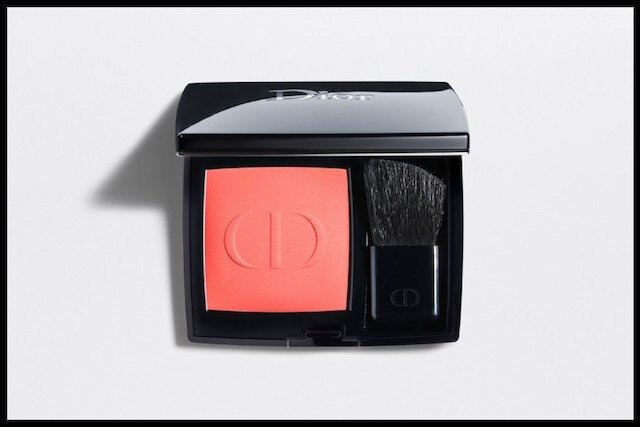 dior rouge blush actrice