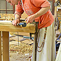 chantiers et stages REMPART 2018,contact@rempart.com,nous reçevons au sein du centre de formation des ateliers marpen,des bénévoles, ou des stagières dans la section arts appliqués en architecture.Au grés de leur demande, une initiation,a l' ébénisterie la