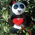 Mademoiselle panda