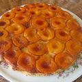 Tarte légère à l'abricot