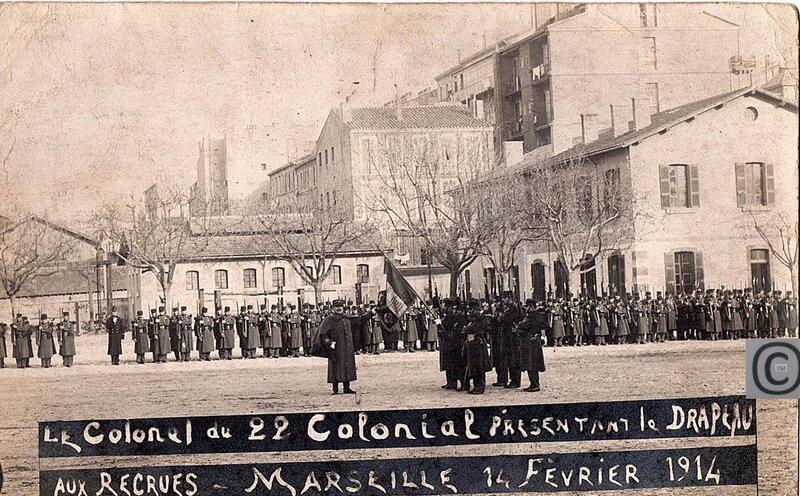 marseille 1914